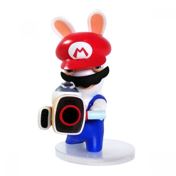 Mario and Rabbids Kingdom Battle Rabbid Mario 3 inch - Image 2