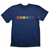 Bubble Bobble Extend Small Blue T-Shirt