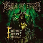 Cradle Of Filth - Eleven Burial Masses Vinyl