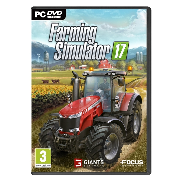 Farming Simulator 17 PC Game
