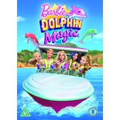 Barbie: Dolphin Magic DVD