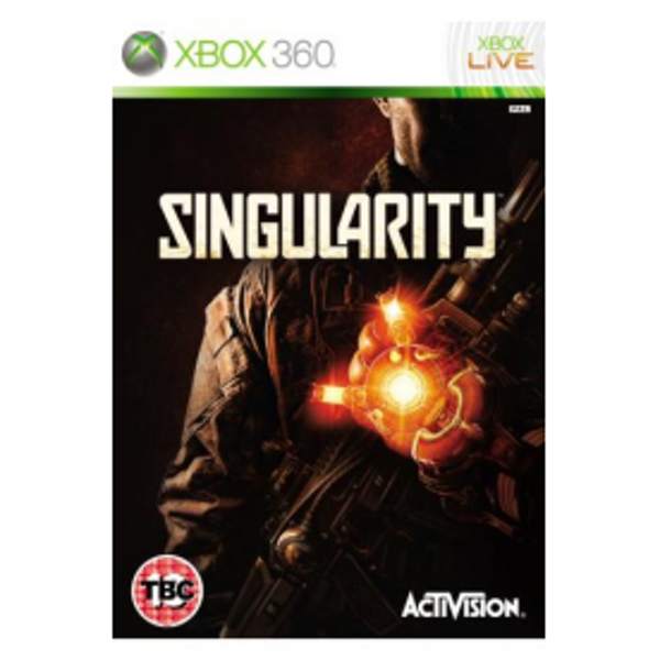 Singularity Game Xbox 360