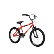 NDCent Flier BMX Boys 20 Inch Bike (Red and Black)