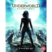 Underworld Quadrilogy Blu-ray