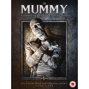 The Mummy Complete Legacy Collection (6 Fims) DVD