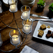 8 Tea Light Candle Holder | M&W Chrome - Image 6