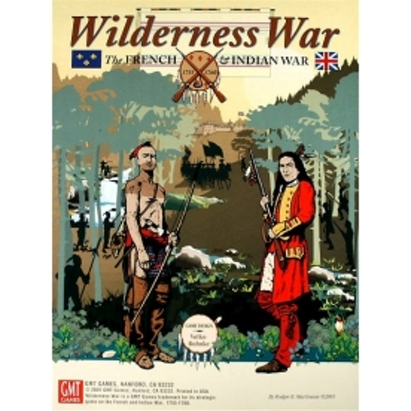 Wilderness War Board Game