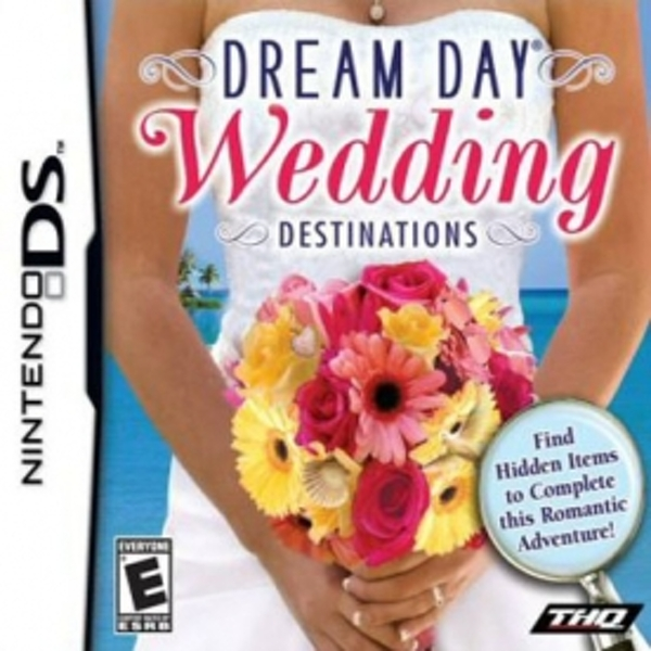 Dream Day Wedding Destinations Game DS