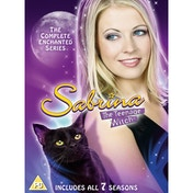 Sabrina The Teenage Witch: The Complete Enchanted Collection DVD