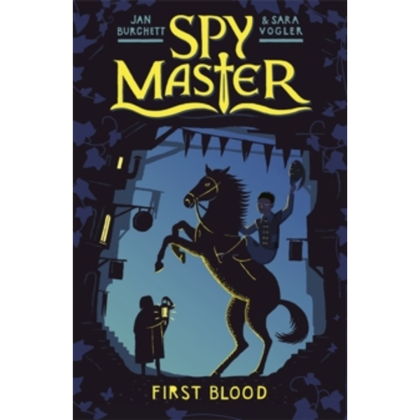 Spy Master: First Blood : Book 1