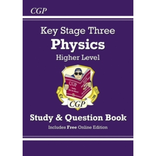 KS3 Physics Study & Question Book - Higher by CGP Books (Paperback, 2014)