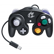 Nintendo GameCube Controller Super Smash Bros Edition Black Wii U