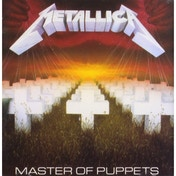 Metallica - Master Of Puppets Music CD