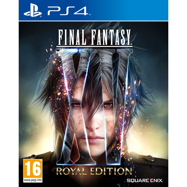 Final Fantasy XV Royal Edition PS4 Game