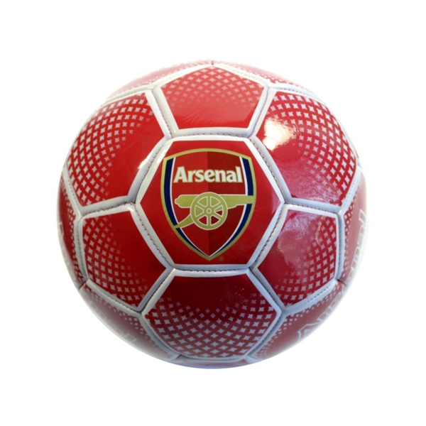 Arsenal Red Diamond Football Size 5
