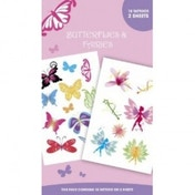 Fairies & Butterflies Tattoo Pack