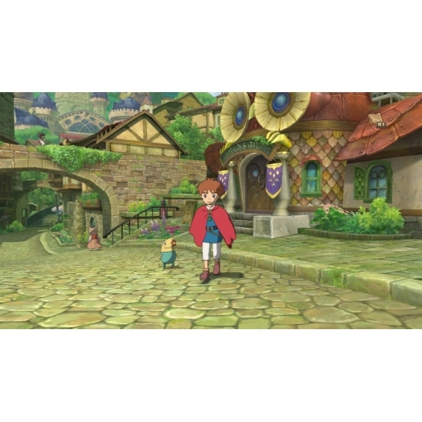 Ni No Kuni Wrath Of The White Witch PS3 Game (Essentials) - Image 6