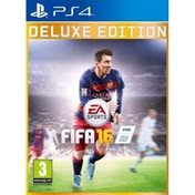 FIFA 16 Deluxe Edition Game PS4