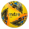 Mitre Delta Professional Ball Yellow Size 4
