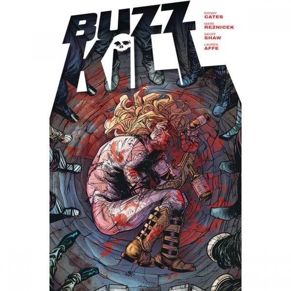 Buzzkill Paperback - Illustrated, 3 Oct. 2017