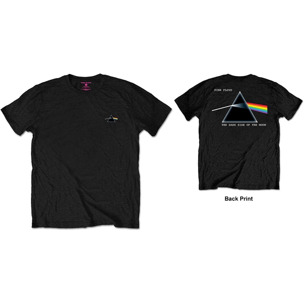 Pink Floyd - DSOTM Prism Men's Large T-Shirt - Black