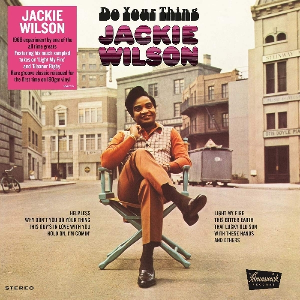 Jackie Wilson - Do Your Thing Vinyl
