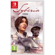 Syberia Nintendo Switch Game