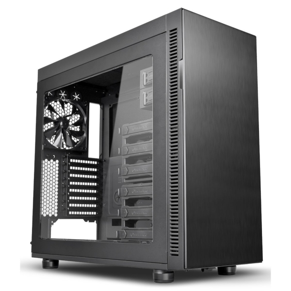 Thermaltake Suppressor F51 Case with Side Window Black