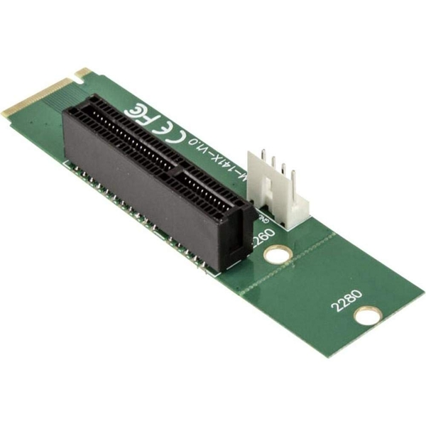 Kolink M.2 to PCIe x4 / x1 Mining / Rendering Adapter