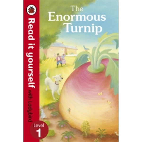 The Enormous Turnip: Read it yourself with Ladybird : Level 1