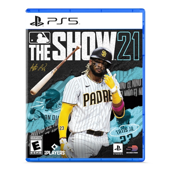 MLB The Show 21 PS5 Game