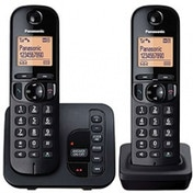 Panasonic Digital Cordless Answer Phone with Nuisance Calls Block - Twin UK Plug