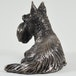 Scottie Dog Cold Cast Bronze Sculpture 8cm - Image 3