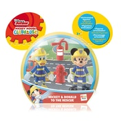 Mickey Mouse Club House - Mickey and Donald Emergency To The Rescue