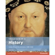 Edexcel GCSE (9-1) History Henry VIII and his ministers, 1509-1540 Student Book by Simon Taylor (Paperback, 2016)