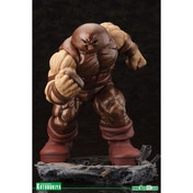 Kotobukiya Marvel Comics X-Men The Juggernaut Danger Room Session Fine Art Statue