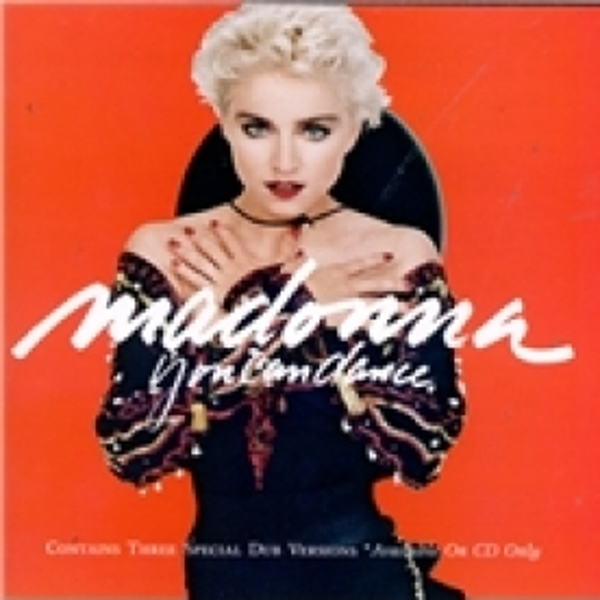 Madonna You Can Dance CD