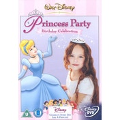 Disney Princess Party - Vol. 1 Animated DVD