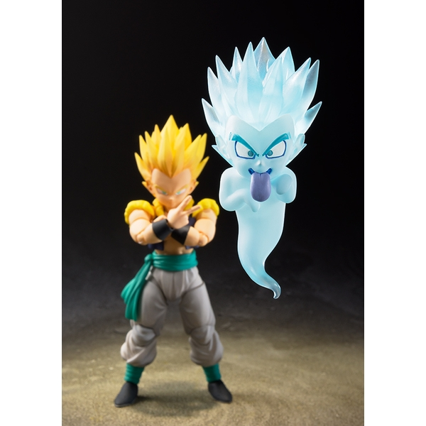 Super Saiyan Gotenks (Dragon Ball) Bandai SH Figuarts Figure - Image 1