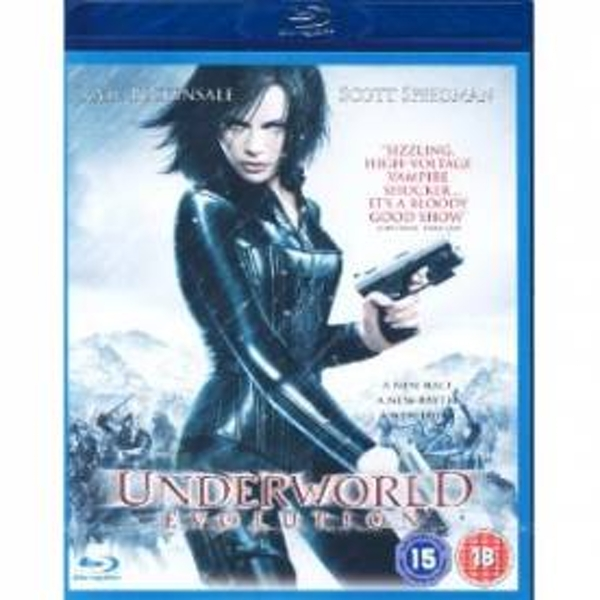 Underworld 2 Evolution Blu-Ray