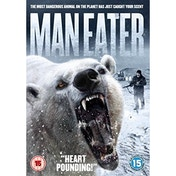 Maneater DVD