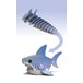 EUGY Shark 3D Craft Kit - Image 3