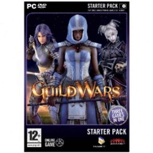 Guild Wars Starter Pack Game PC