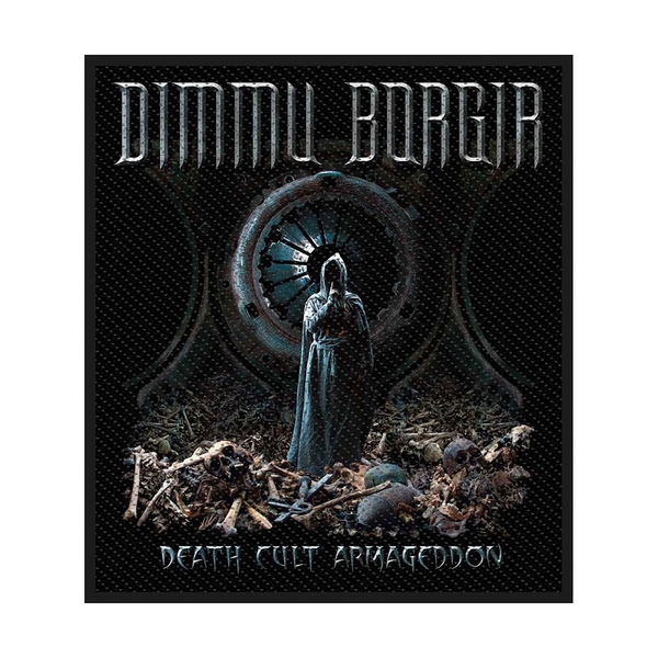 Dimmu Borgir - Death Cult Standard Patch