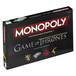 Game Of Thrones Monopoly Collector's Edition Board Game - Damaged Packaging - Image 5