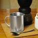 Set of 2 Stainless Steel Mugs | M&W - Image 6