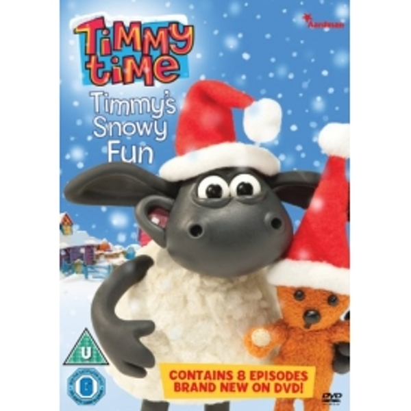 Timmy Time Timmys Snowy Fun DVD
