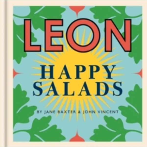 LEON Happy Salads by Jane Baxter (Hardback, 2016)