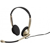 Hama Koss CS100 Communication Headset with Noise Cancelling Mic