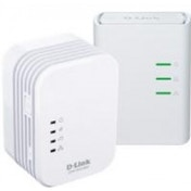 D-Link DHP-W311AV PowerLine AV 500 Wireless N Starter Kit UK Plug